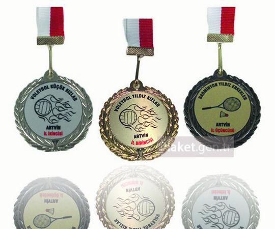madalya imalatı